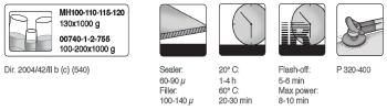 04810 Macrofan Rapid Filler HS