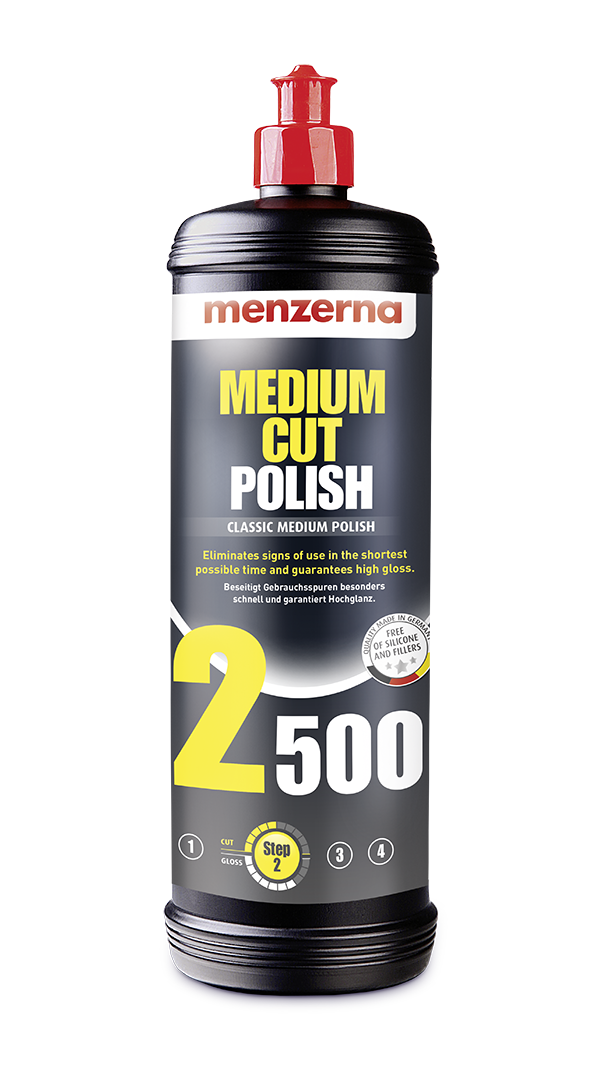 Medium Cut Polish 2500