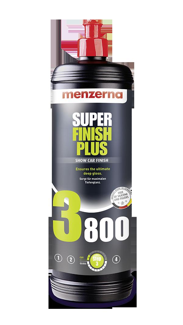 Super Finish Plus 3800