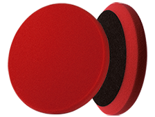 Esponja Premium de corte vermelha