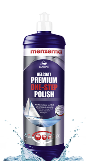 Gelcoat Premium One Step Polish