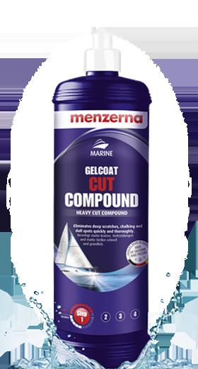Gelcoat Cut Compound