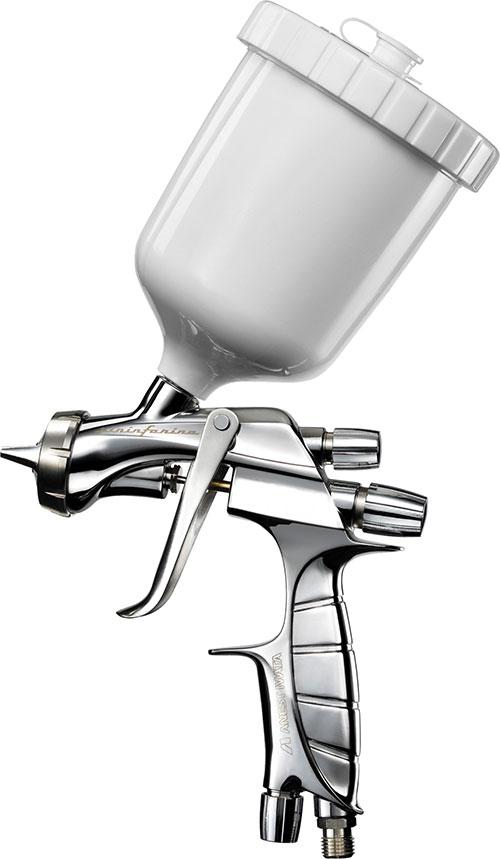 Pistola de pintura LS-400 ET