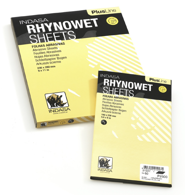 RHYNOWET SHEETS