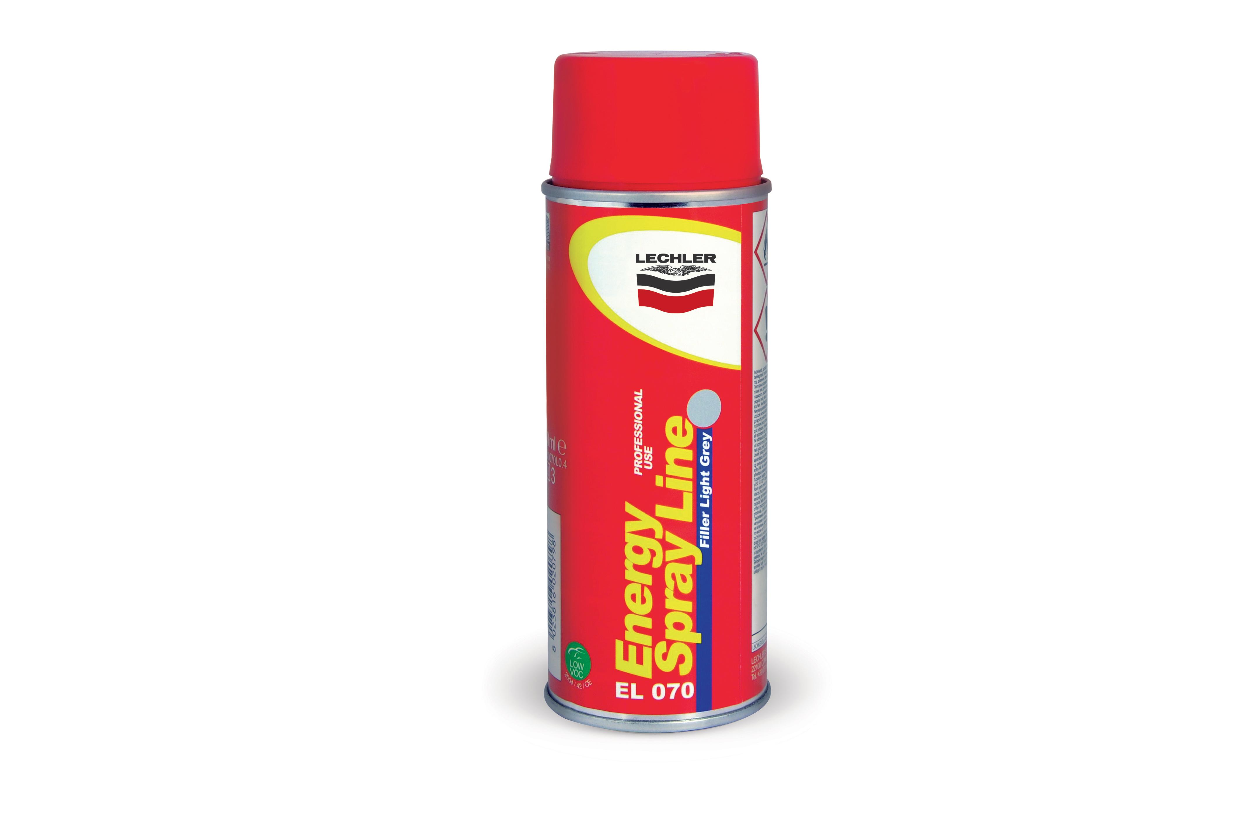 EL070 Fast Filler Light Grey