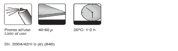 EL078 Fast Filler Dark Grey