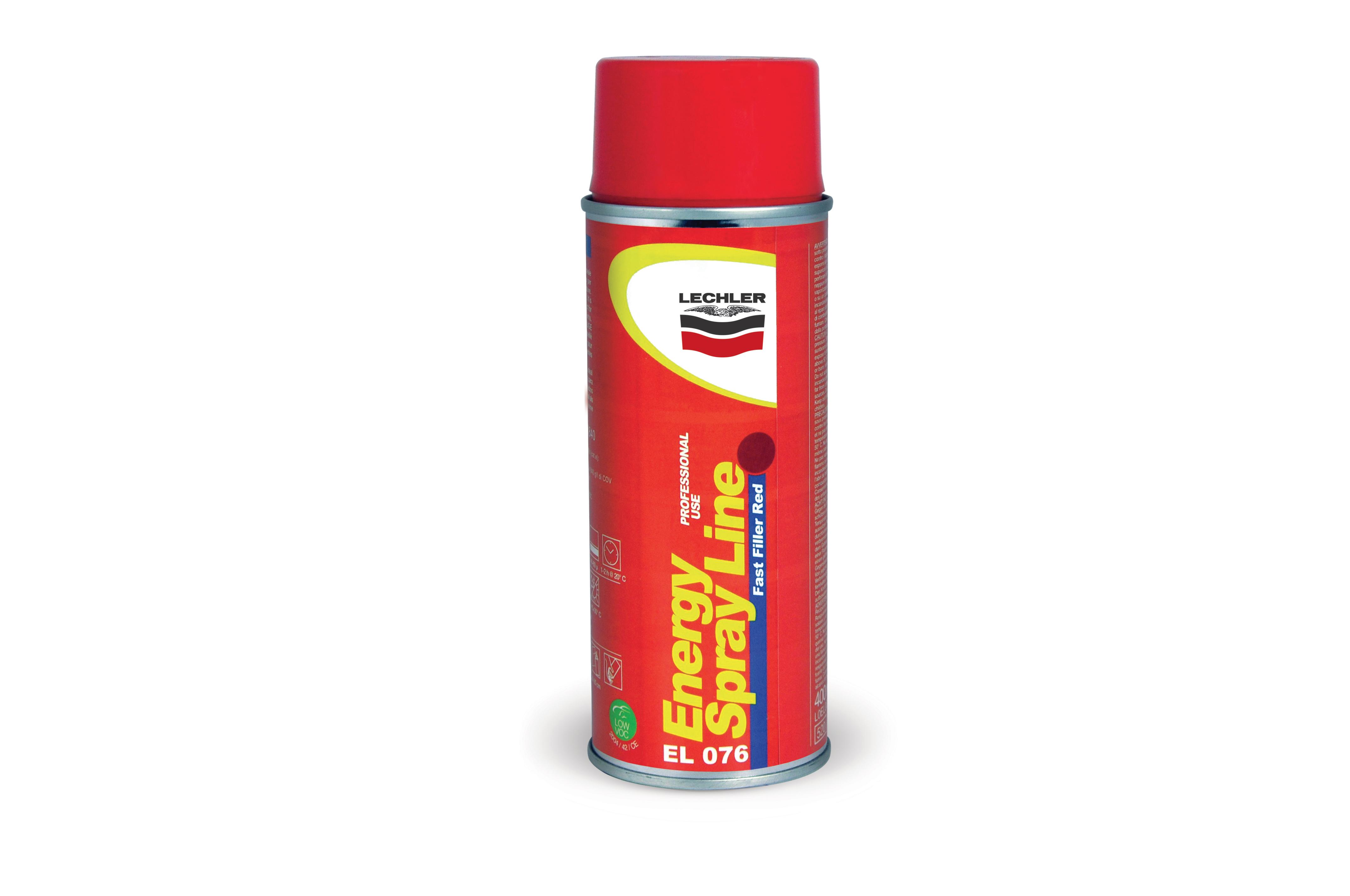 EL076 Fast Filler Red